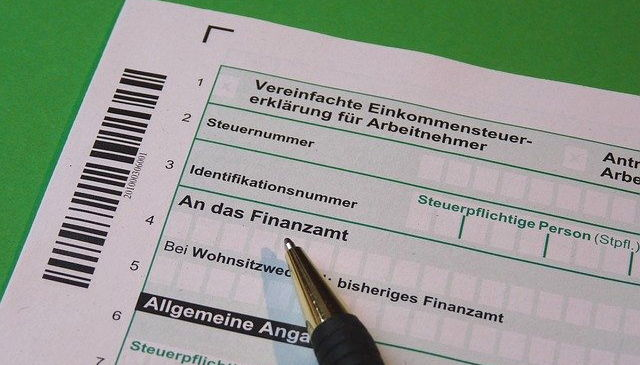 Declaración de la renta en Alemania - Einkommensteuer